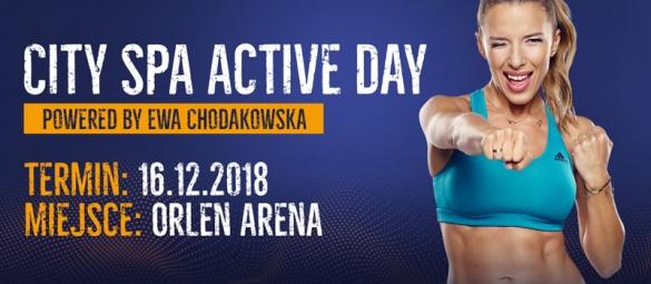 10-te urodziny City Spa z Teamem Ewy Chodakowskiej.